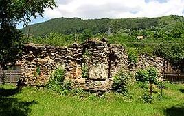 ruinele bisericii vechi