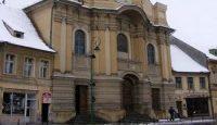 biserica romano catolica din Brasov