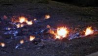 rezervatia naturala Focul Viu