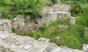 ruinele Curtii Domnesti din Suceava
