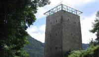 turnul negru din Brasov